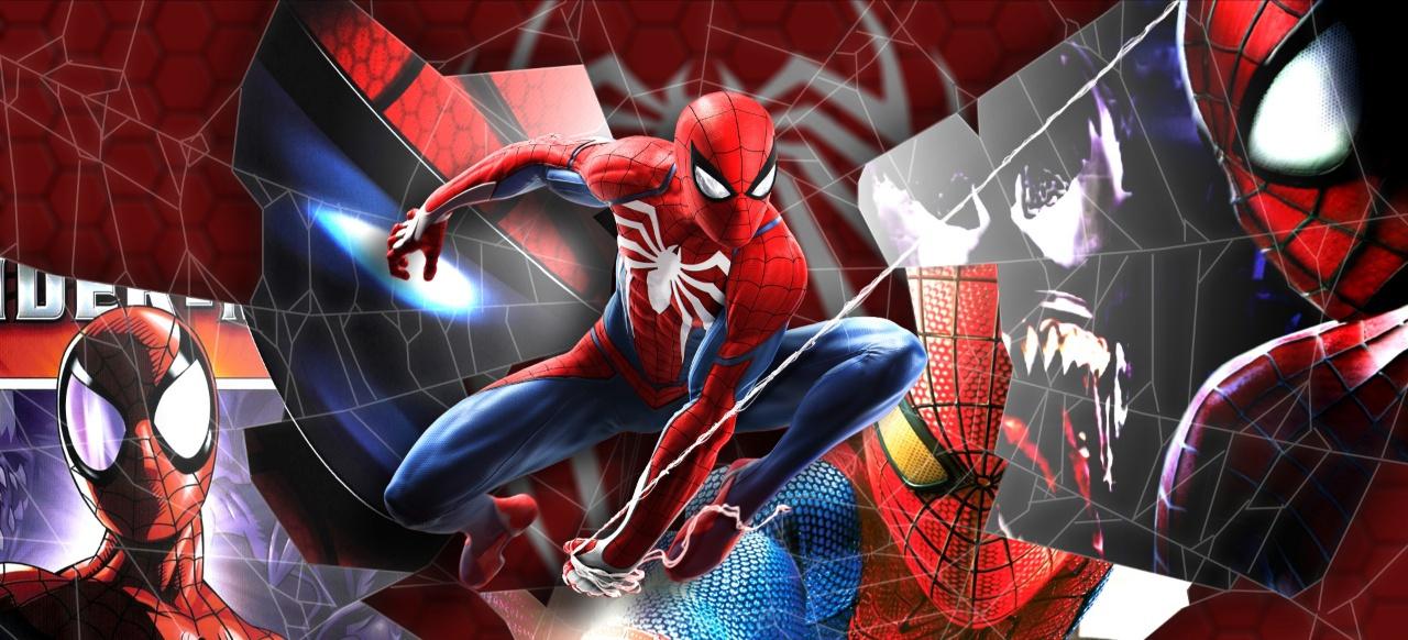 Die Geschichte der Spinne in offenen Welten