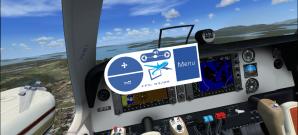 Fliegen in virtueller Realit�t ist atemberaubend!