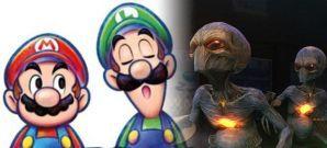 Spiel des Monats: Mario & Luigi - Dream Team Bros. (3DS)