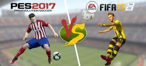 Wir vergleichen den Fu�ball von EA und Konami in drei Teilen hinsichtlich Pr�sentation, KI sowie Spielmechanik