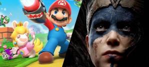 Spiel des Monats: Hellblade - Senua's Sacrifice (PC, PS4), dazu alle Berichte und exklusiven Videos