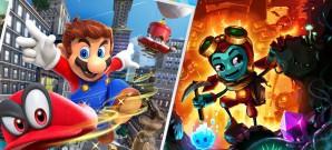 Spiel des Monats: Super Mario Odyssey (Switch), dazu alle Berichte sowie exklusiven Videos im Überblick