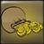 Bronzeknut und Silbersickel