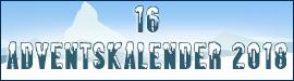 Gewinnspiel: Adventskalender - 2018 - Tag 16