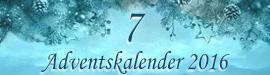 Gewinnspiel: Adventskalender 2016 - Tag 07