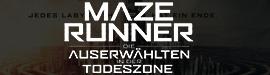 Gewinnspiel: MAZE RUNNER - DIE AUSERWÄHLTEN IN DER TODESZONE