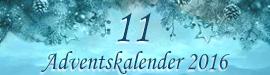 Gewinnspiel: Adventskalender 2016 - Tag 11