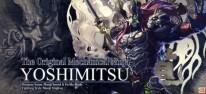 Schwertkämpfer Yoshimitsu mischt mit