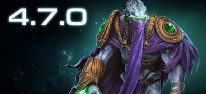 StarCraft 2: Legacy of the Void: Patch 4.7.0 bringt Co-op-Kommandant Zeratul