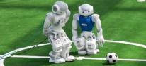 "Spielkultur: Fußballroboter des ""Nao-Team HTWK"" erstmals Weltmeister im RoboCup"