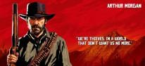 Red Dead Redemption 2: Spieler übernimmt stets die Rolle von Arthur Morgan, kein Charakterwechsel