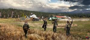 Unsicherheit als zentrales Element in Far Cry 5