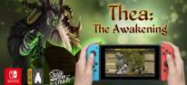Thea: The Awakening: Mythologische Rundentaktik erscheint auch für Switch