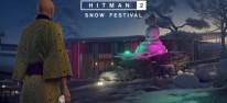"""Hitman 2: """"Snow Festival"""" gestartet; kostenlose Testversion steht an"""