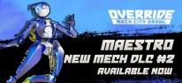 Override: Mech City Brawl: Robo-Dirigent Maestro betritt die Arena