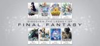 Square Enix: Zahlreiche Final-Fantasy-Titel für PS4, Xbox One, Switch und PC angekündigt