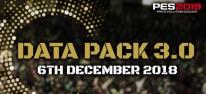 Pro Evolution Soccer 2019: Data Pack 3.0 mit neuen Stadien, Ausrüstung und Spieler-Skins veröffentlicht