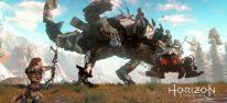 Futuristisches Abenteuer von Guerilla Games mit Urzeit- und Dinoflair