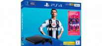 PlayStation 4: Drei PS4-Bundles mit FIFA 19 angekündigt