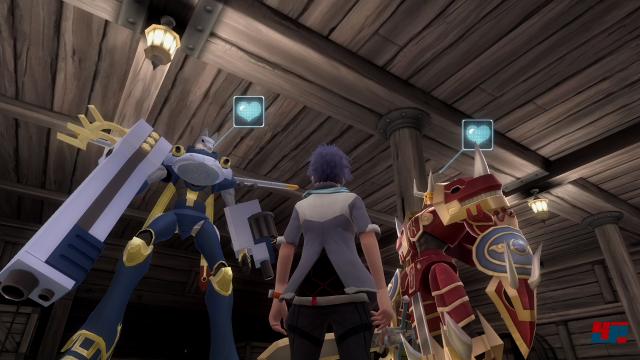 Screenshot - Digimon World: Next Order (PS4)