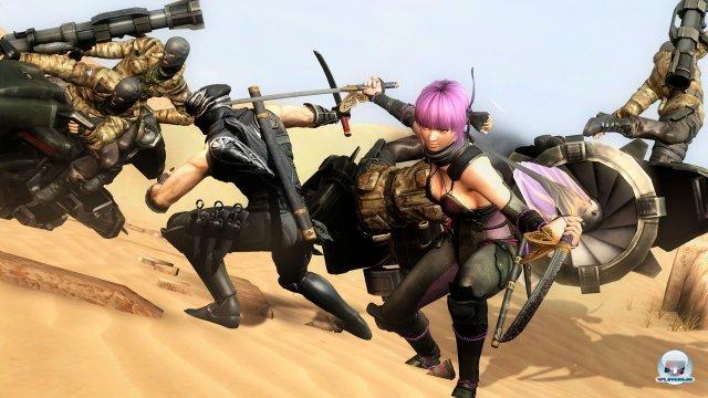 Screenshot - Ninja Gaiden 3 - Razor's Edge (Wii_U) 92405057