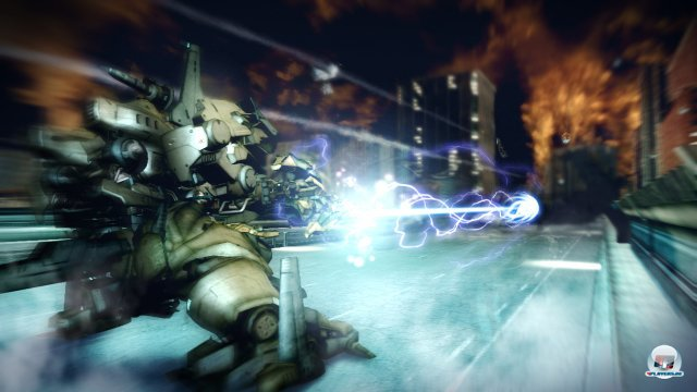 Screenshot - Armored Core V (PlayStation3) 2265402