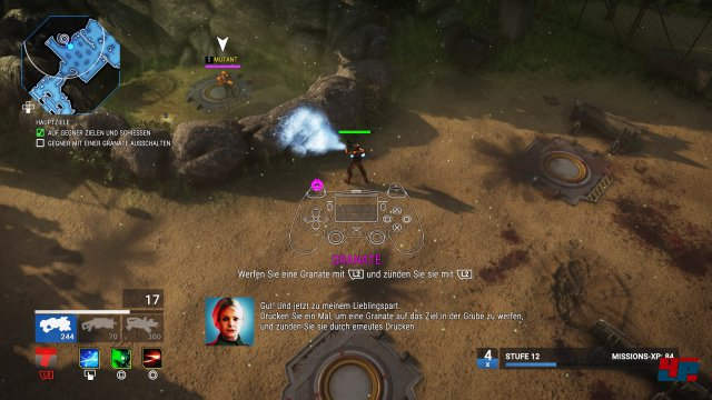 Screenshot - Alienation (PlayStation4) 92524833