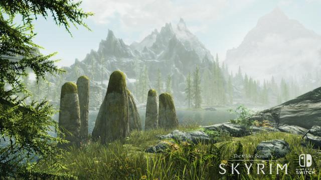 Screenshot - The Elder Scrolls 5: Skyrim (Switch)
