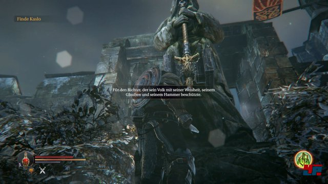 Screenshot - Lords of the Fallen (PC)