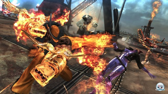 Screenshot - Anarchy Reigns (360) 92435547