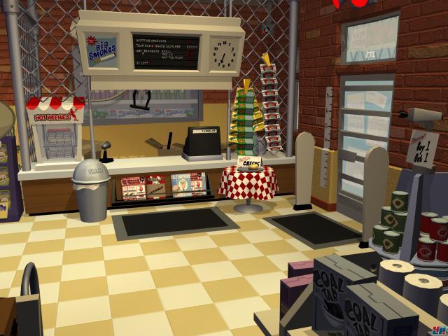 Текущий показываемый скриншот из игры strong em Sam & Max: Episode 1 -