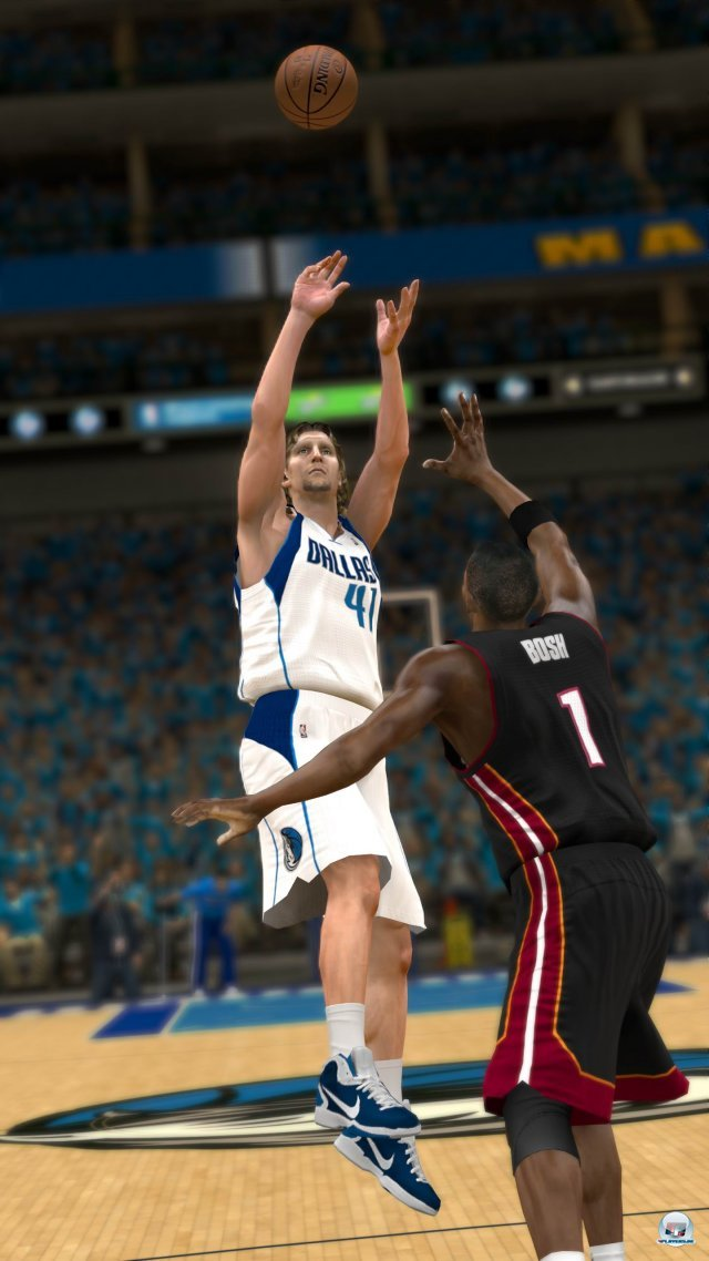 Screenshot - NBA 2K12 (PlayStation3)