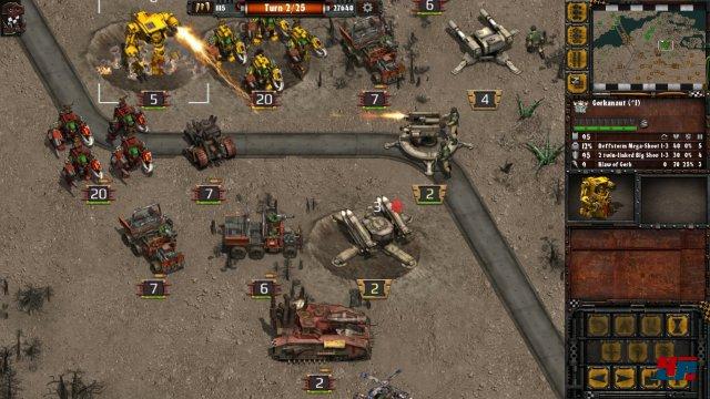 Screenshot - Warhammer 40.000: Armageddon - Da Orks (iPad) 92531382