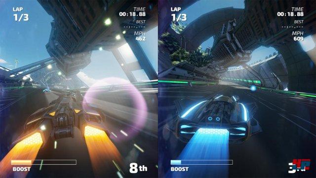 Screenshot - Fast RMX (Switch)