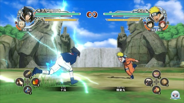 Screenshot - Naruto Shippuden: Ultimate Ninja Storm Generations (PlayStation3) 2295852