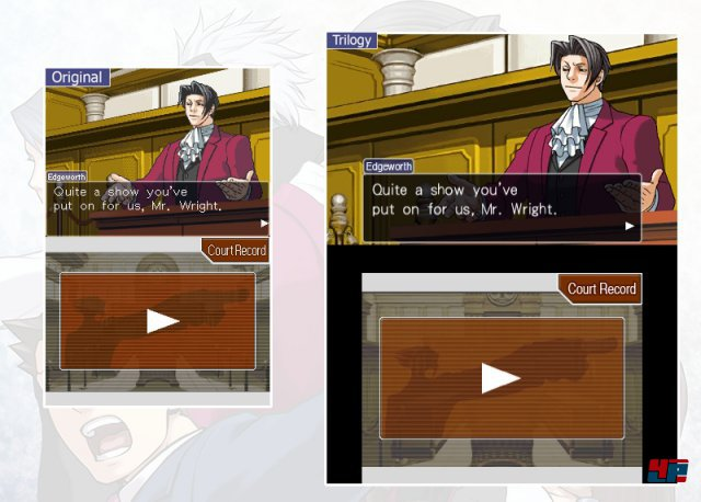 Screenshot - Phoenix Wright: Ace Attorney Trilogy (3DS) 92492024