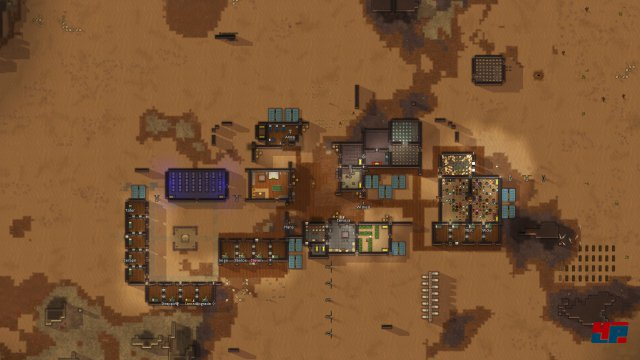 Screenshot - RimWorld (Linux)