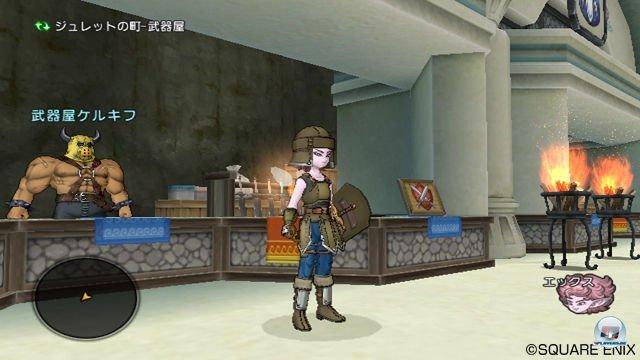 Screenshot - Dragon Quest X Online (Wii) 2295602