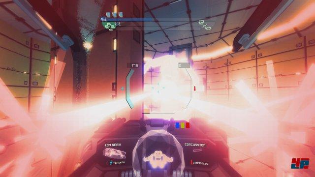Screenshot - Sublevel Zero (HTCVive)