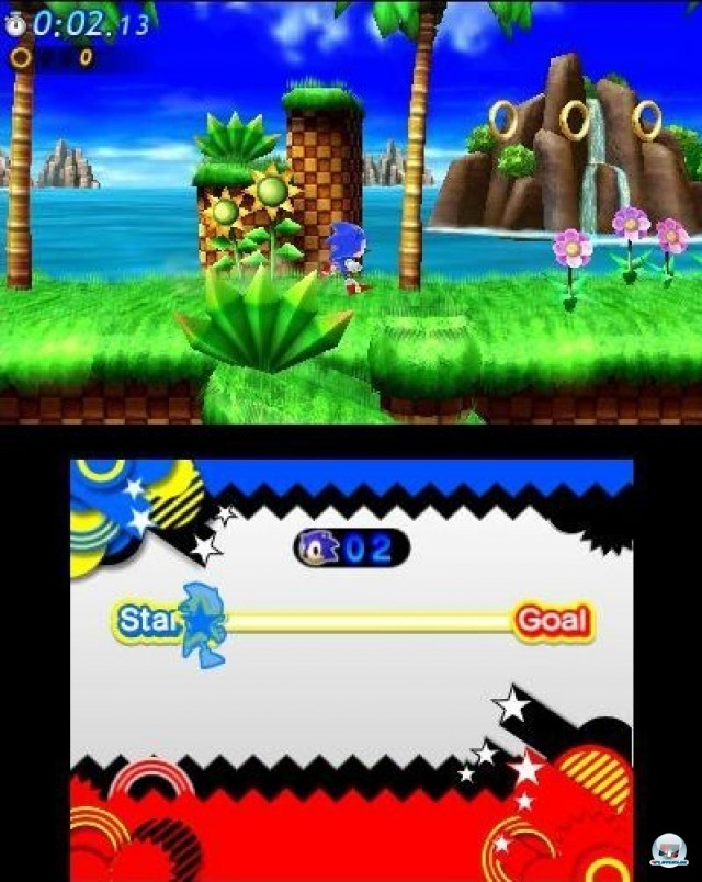 Screenshot - Sonic Generations (3DS) 2235658