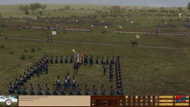 Screenshot - Scourge of War: Waterloo (PC)