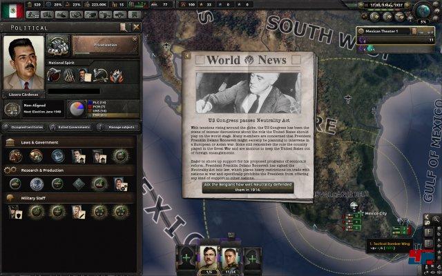 Screenshot - Hearts of Iron 4 (Linux) 92582157