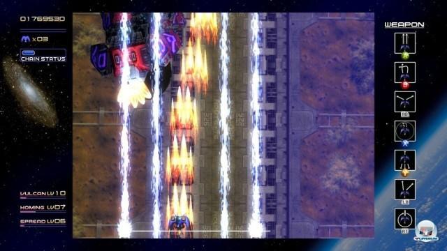 Screenshot - Radiant Silvergun (360) 2234623