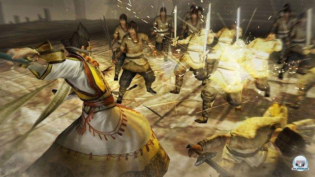 Screenshot - Dynasty Warriors 8 (PlayStation3) 92433812