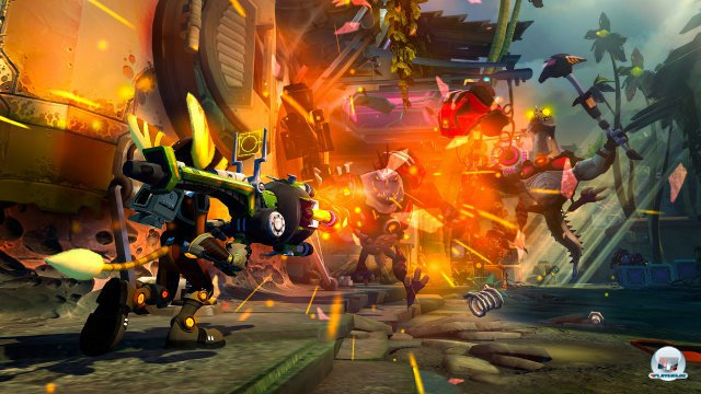 Screenshot - Ratchet & Clank: Into the Nexus (PlayStation3) 92467762