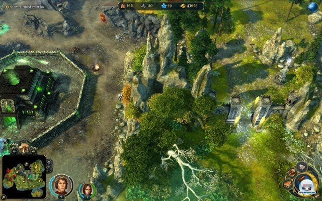 Screenshot - Might & Magic Heroes VI (PC) 2239364