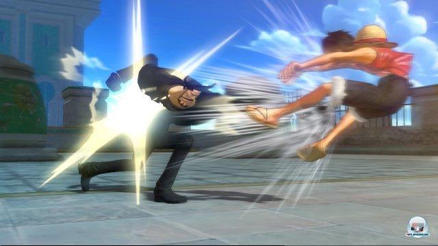 Screenshot - One Piece: Pirate Warriors (PlayStation3) 2362112