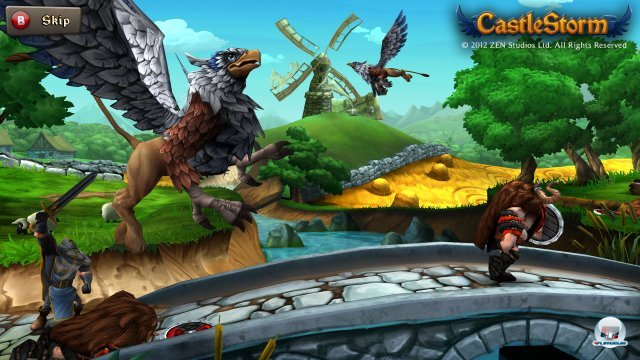 Screenshot - CastleStorm (360) 2389467