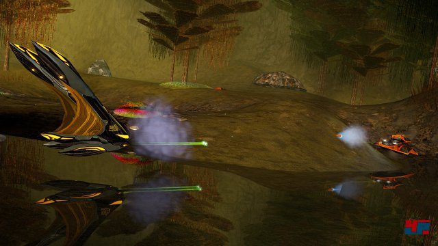 Screenshot - Battlezone Combat Commander (PC)