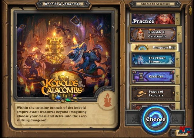 Screenshot - Hearthstone: Kobolde & Katakomben (Android) 92555084